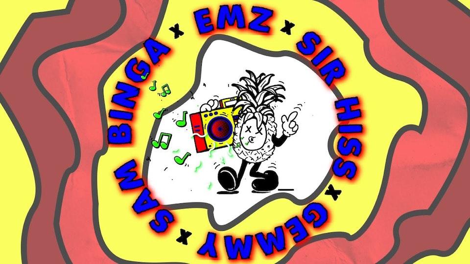 Sam Binga x Emz - Happily Ever After (Music Video)