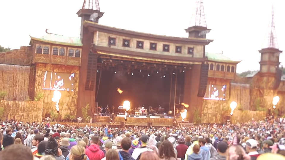 """Boomtown Fair CH10: """"The Machine Cannot be Stopped"""" Official Festival After-Film (2018)"""