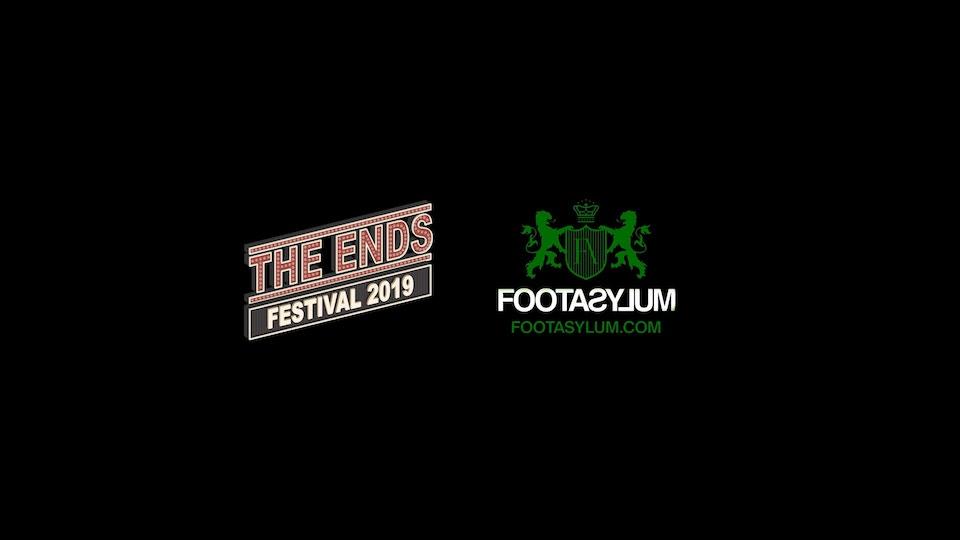 Foot Asylum x Ends Festival