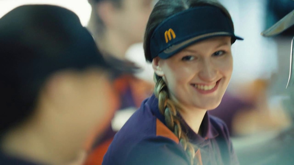 McDonalds - One story