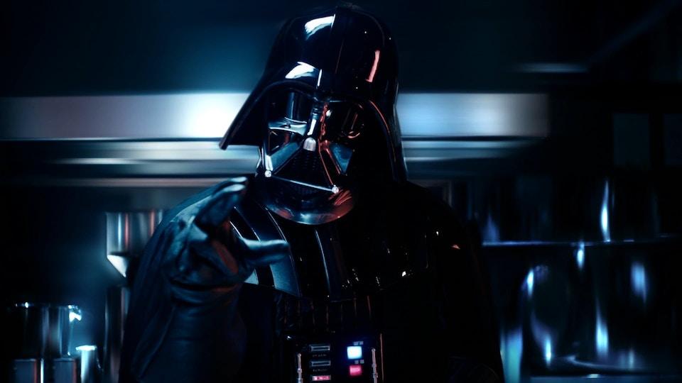 MasterCard. Darth Vader