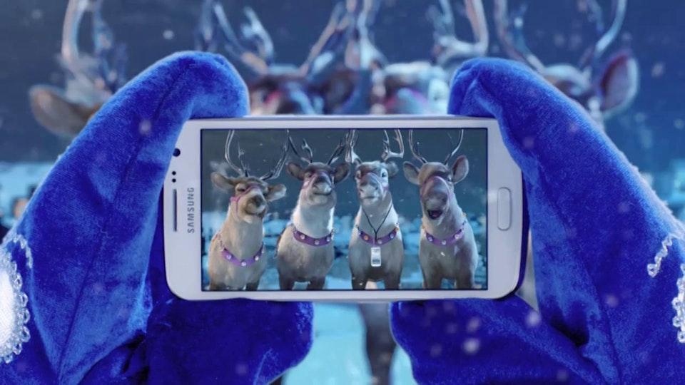 Samsung Reindeers