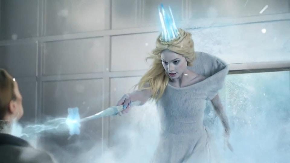 ГЕКСОРАЛ® Табс против Снежной королевы