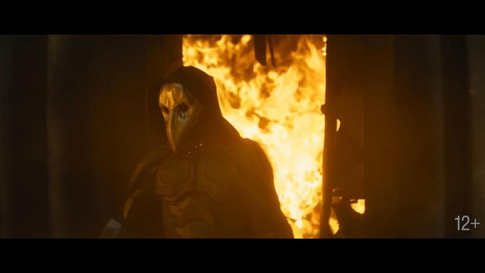 Майор Гром Чумной Доктор   официальный трейлер (2020)