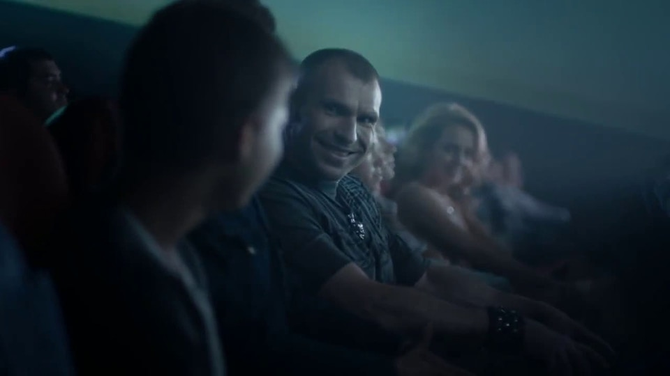 Yandex. Date at the Cinema