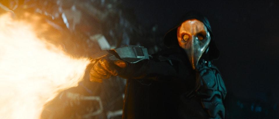 MAJOR GROM: Plague Doctor