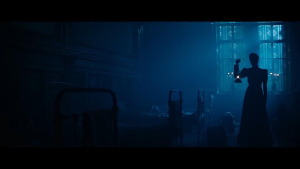 Пиковая дама. Зазеркалье — Трейлер (2019)
