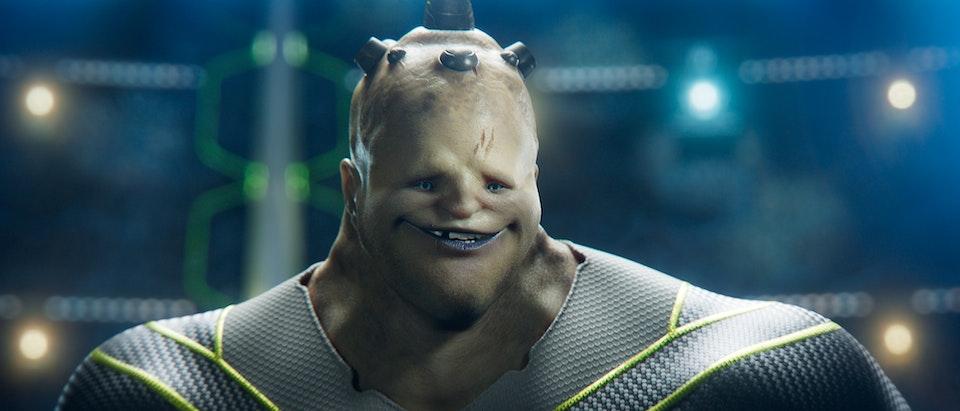 Cosmoball - Вратарь Галактики