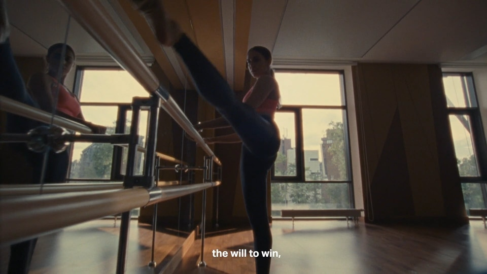 Under Armour - Will finds a way. Margarita Mamun.