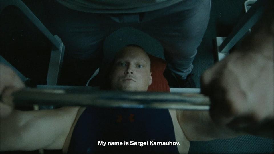 Under Armour - We Will. Sergei Karnauhov.
