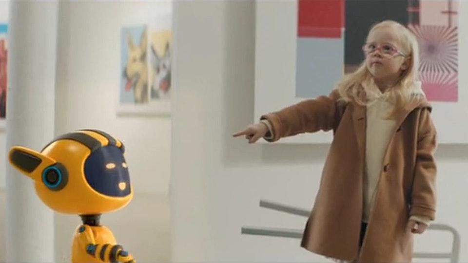 Beeline Robot