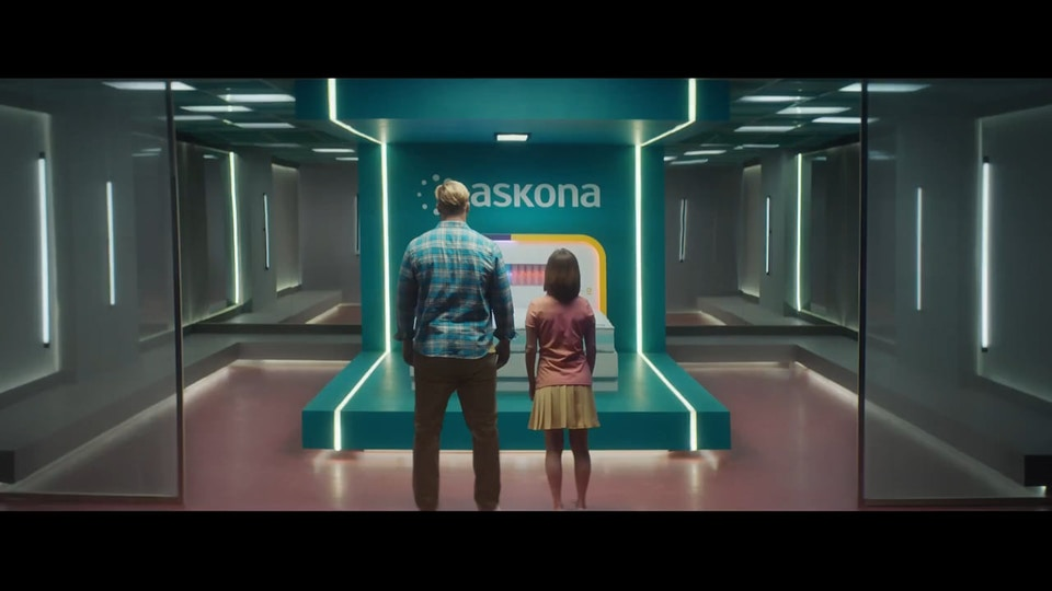 Askona - Halves