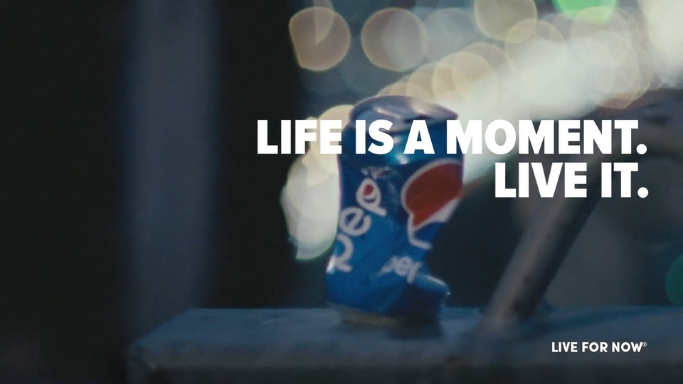 Pepsi - Moments (dir cut)