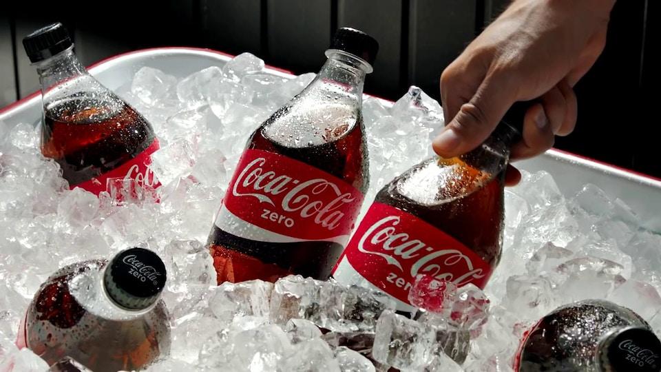 New Coca-Cola Zero