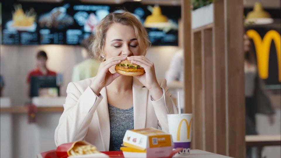 Chicken De Luxe Mcd