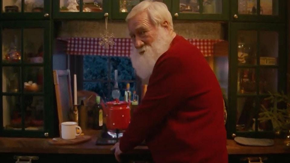 Ikea. Дед Мороз верит в тебя!