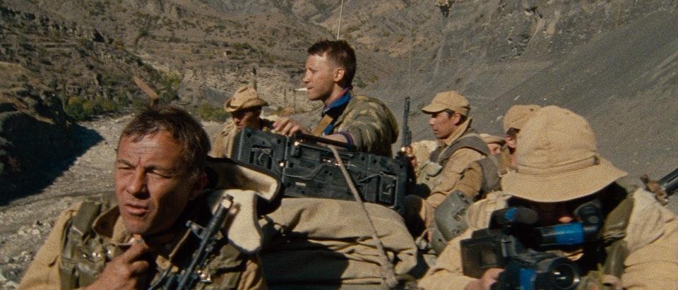 Leaving Afganistan