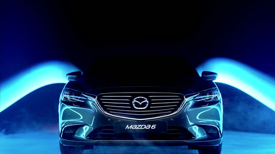 New Mazda6.Your Ideal