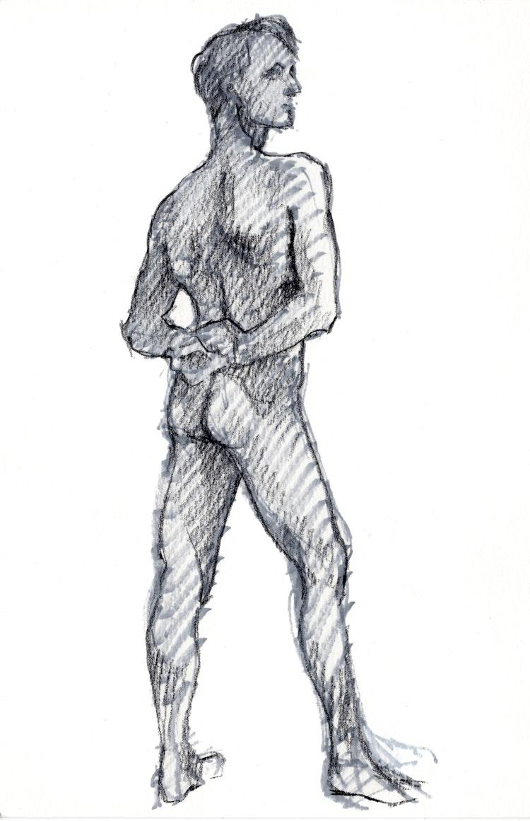 Figure Drawing - Les 01