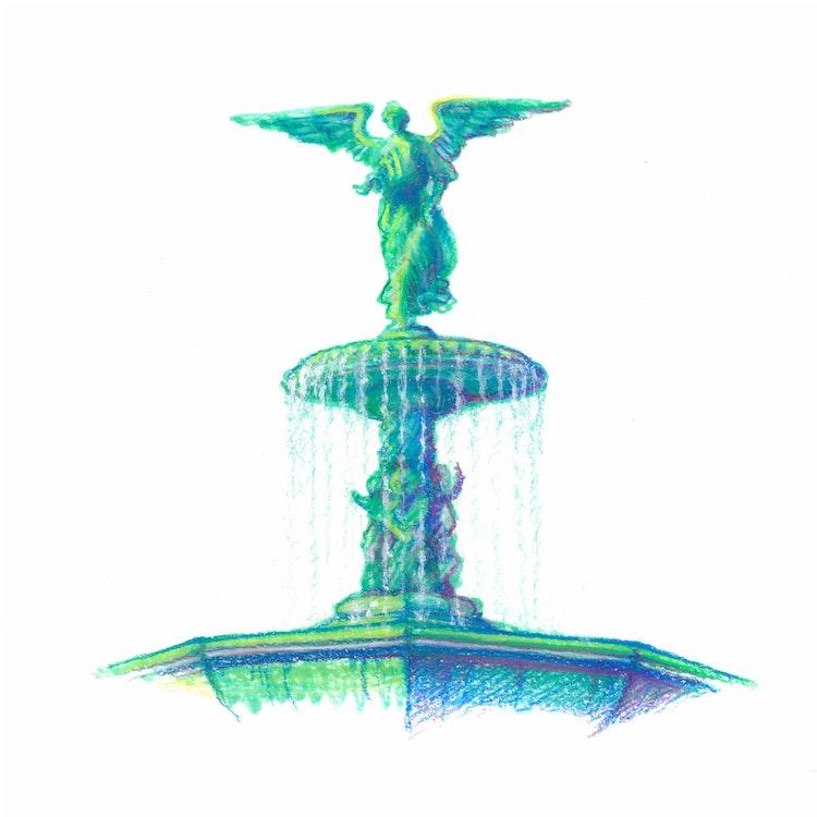 NYC Pride 05_Bethesda Fountain