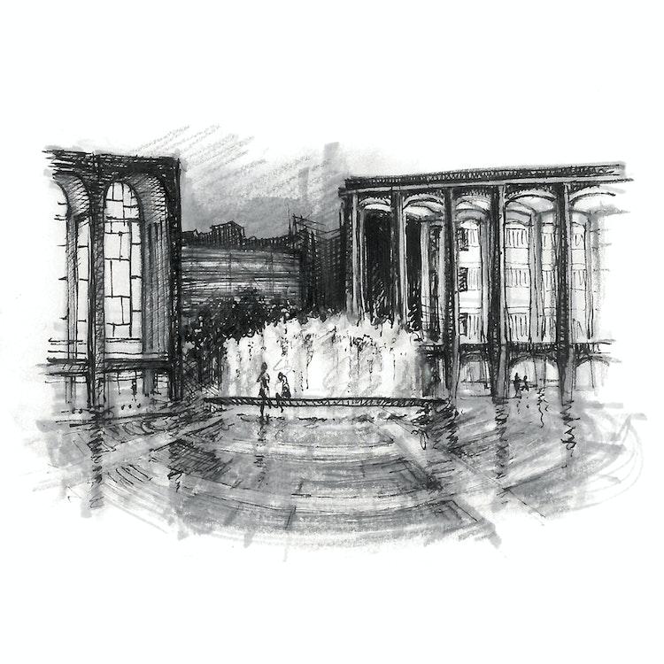 New York City - Lincoln Center 03