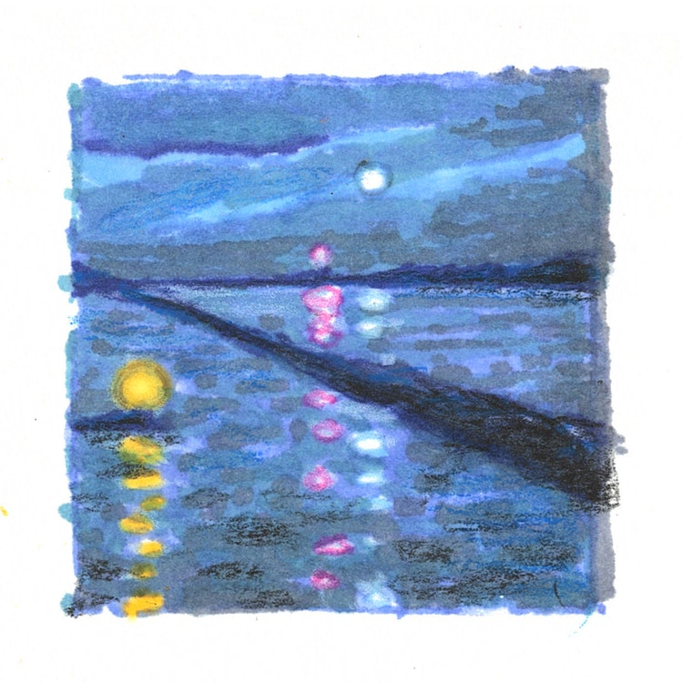Provincetown - Thumnail Sketch 02