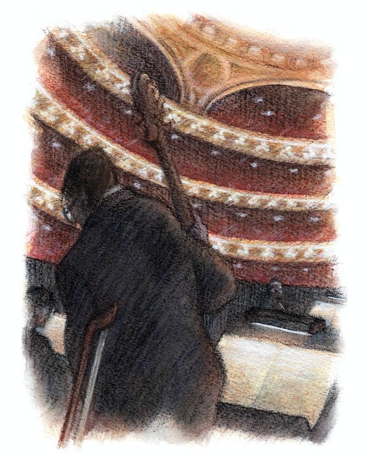 Royal Opera House - Orchestra Pit 01 FINAL