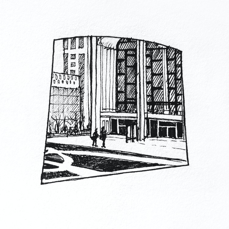 New York City - Lincoln Center 01