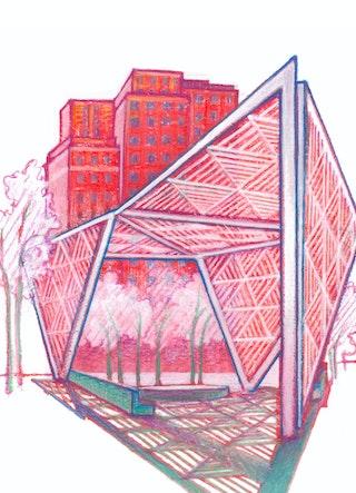 NYC Pride AIDS Memorial (Cover Art Crop)