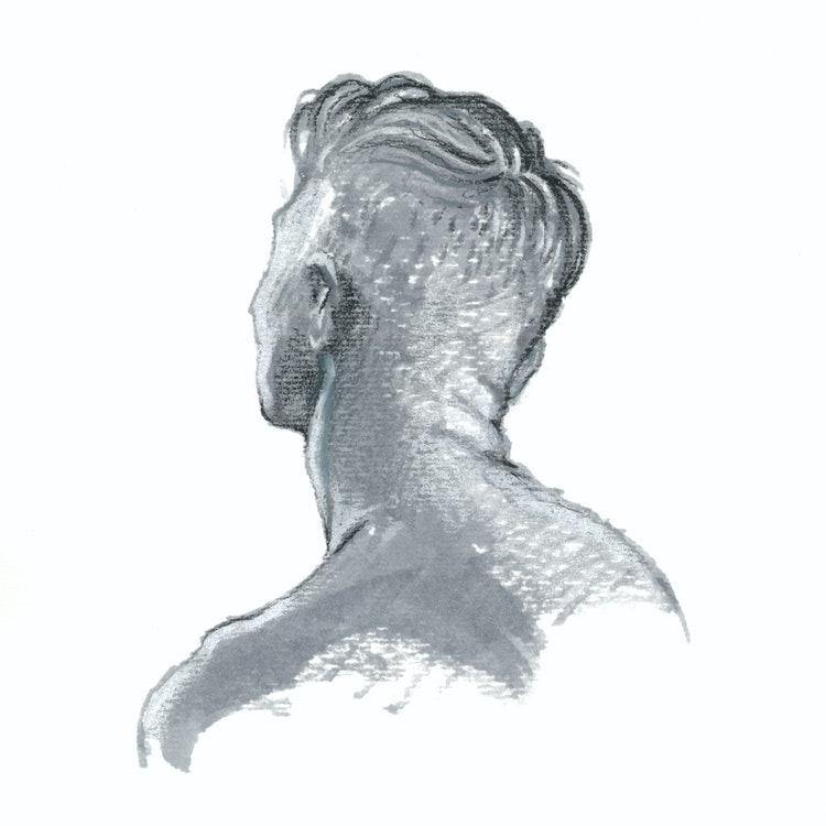 Figure Drawing - Kim 01