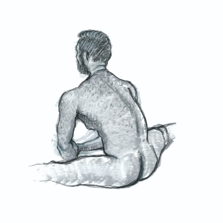 Figure Drawing - Will 01
