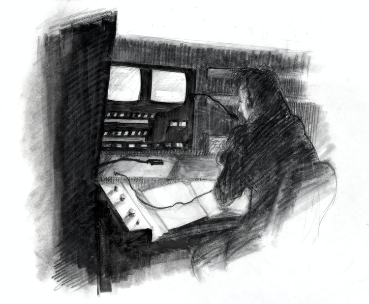 Royal Opera House - Stage Manager (B&W) 01 FINAL