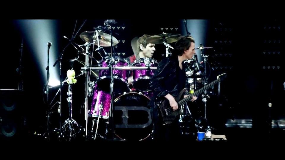 MATT CRONIN - Duran Duran - Notorius 2011