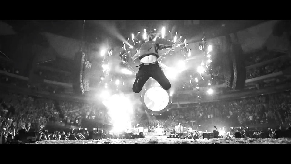 MATT CRONIN - COLDPLAY ~ LIVE ~ directed by Paul Dugdale