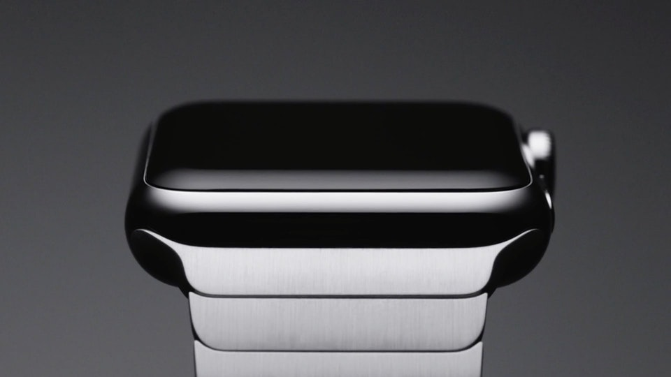 MATT CRONIN - Apple Watch - Steel