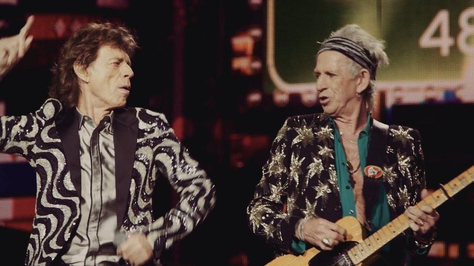 MATT CRONIN - The Rolling Stones - Zip Code USA Tour 2015
