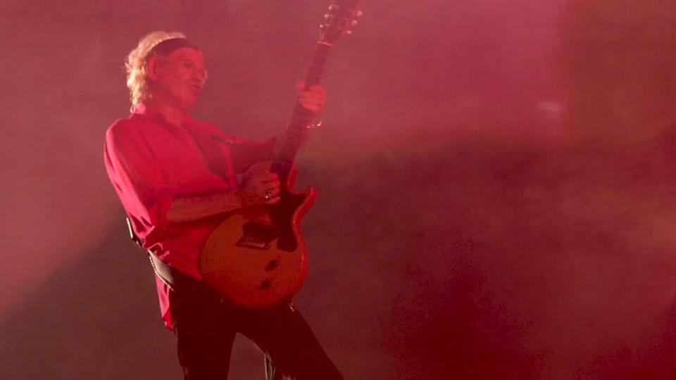 MATT CRONIN - The Rolling Stones - 14 On Fire Europe