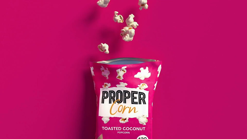 MATT CRONIN - PROPERCORN ~ POPCORN DONE PROPERLY ~ directed by We Are Seventeen