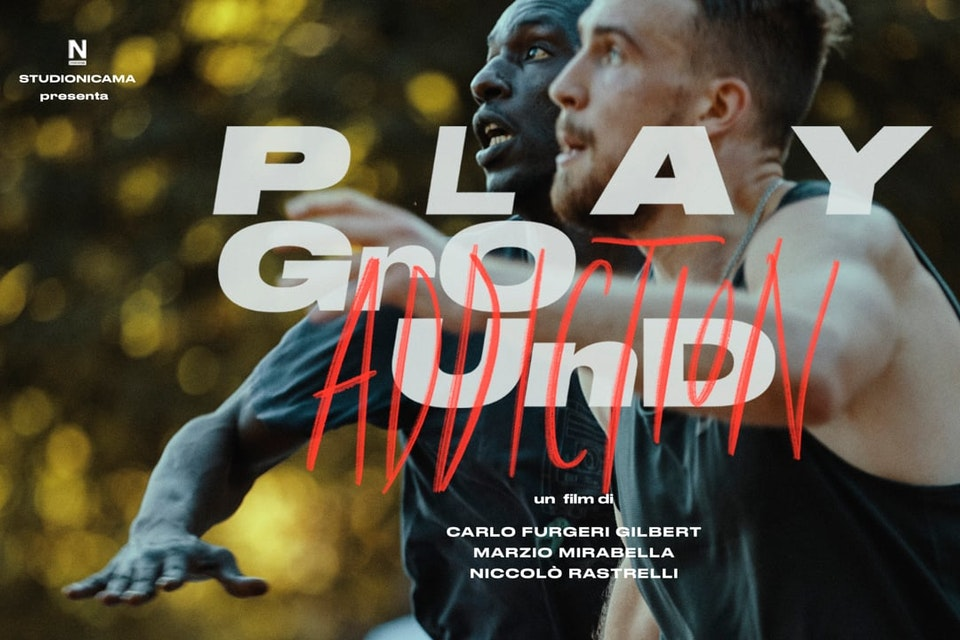 PLAYGROUND ADDICTION - Documentary on the street basketball at Sempione Park in Milan. Produced by Studio Nicama.