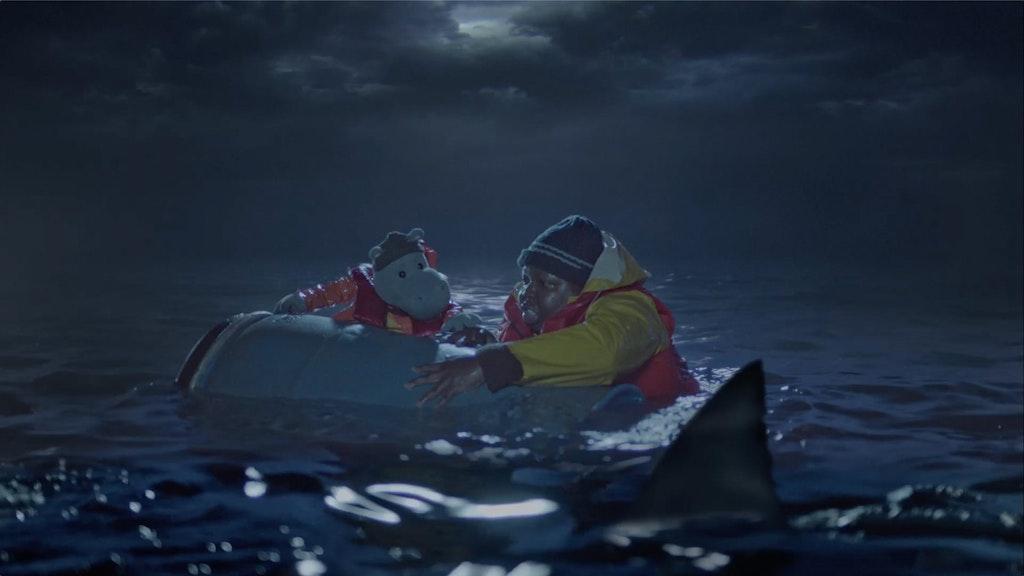 """Hippo """"Alaska"""" (Director's cut)"""