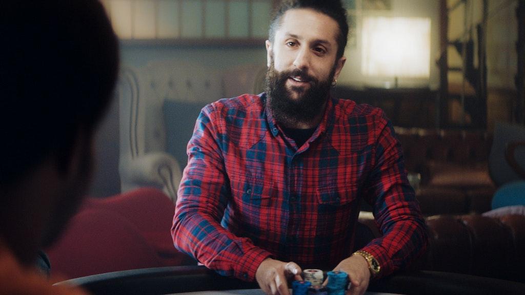 "Poker Stars ""Beard"" directed by Dean Blumberg"