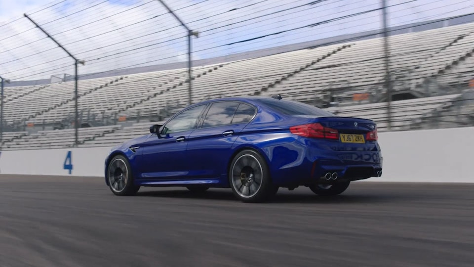 The New BMW M5 - Director's Cut