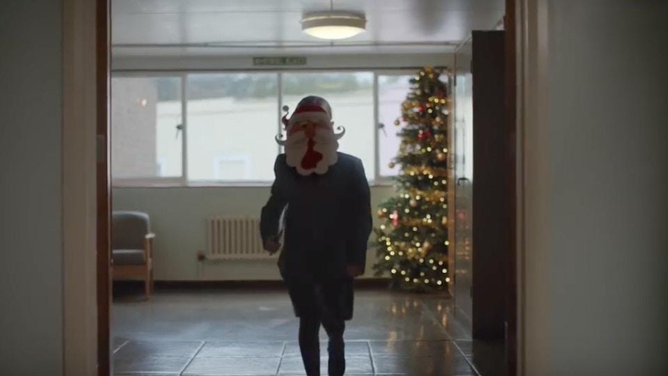 Cadbury 'Secret Santa' | Tony Barry | Knucklehead