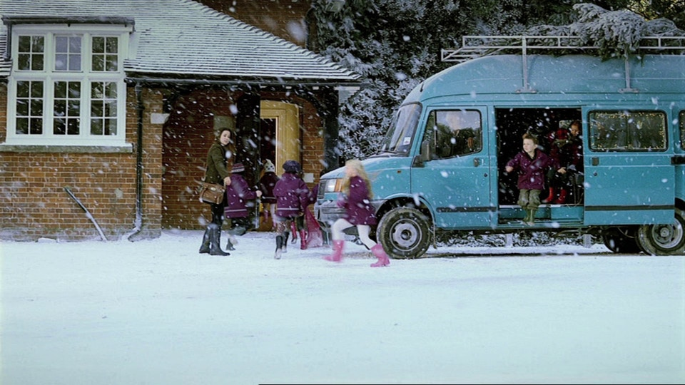Morrisons Christmas 'Sprouts' | Saul Dibb | Home Corp