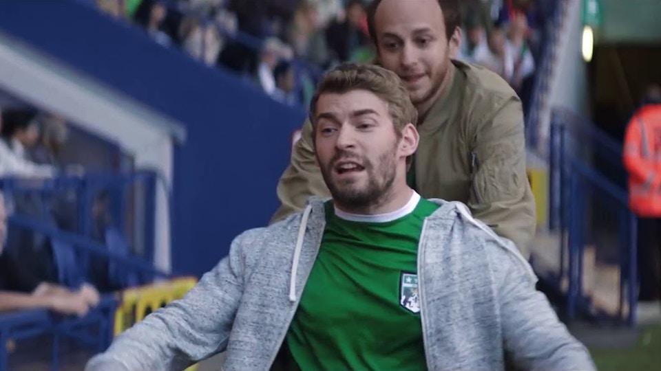 Paddy Power 'Goal' | Benji Weinstein | Smuggler