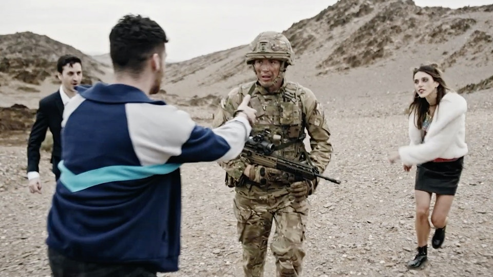 British Army 'Confidence lasts a lifetime' | Nicolai Fusleig | MJZ