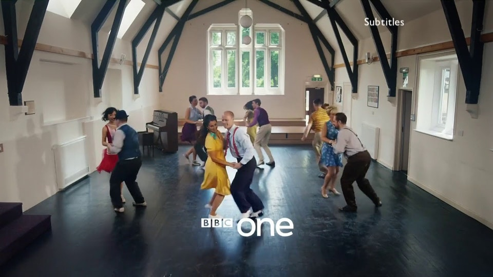 BBC One 'ONEness' (Swing Dancers) | Martin Parr | BBC Creative