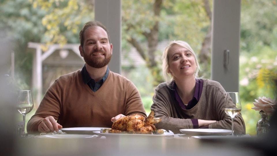 Currys/PC World 'Sunday Lunch' | Andrew Gaynord | Mindseye
