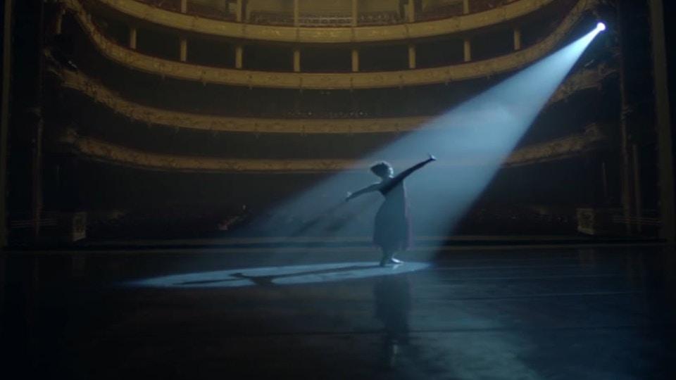 AXA 'Dancer' | Mark Zibert | Rogue