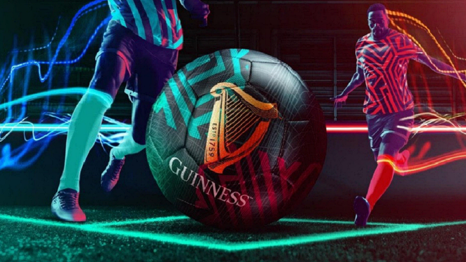 Guinness Africa 'Guiness Nights' | Gavin Macdonald | Hey Human